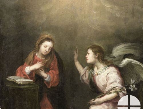 A Heart Open to God's Will: The Annunciation, A Novena