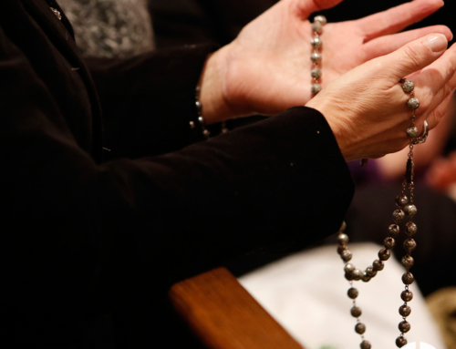 Scriptural Rosary: The Sorrowful Mysteries