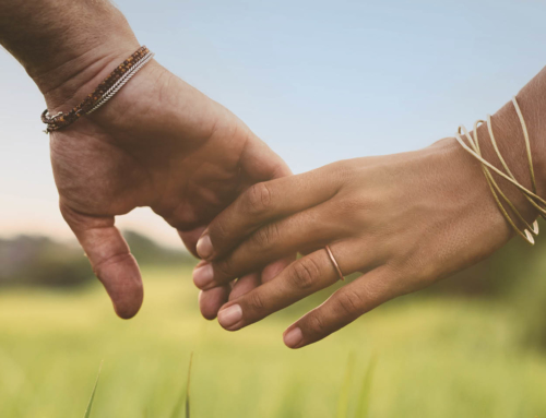 """Just Wait"": A Letter from a Newlywed Couple"