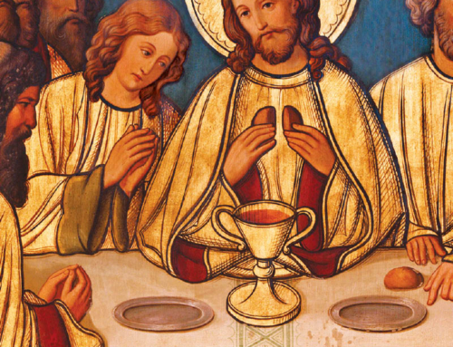 The Real Presence of Jesus Christ in the Eucharist