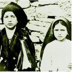Saints Francisco and Jacinta Marto