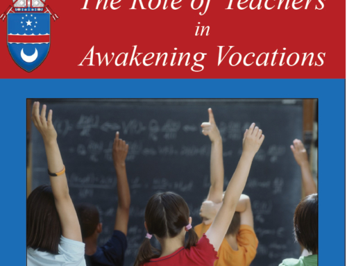 Role of Teachers in Awakening Vocations