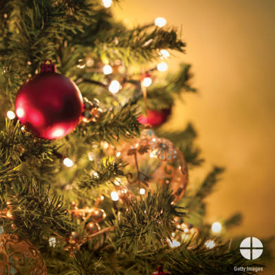 Christmas is almost here! Have you blessed your Christmas tree yet?